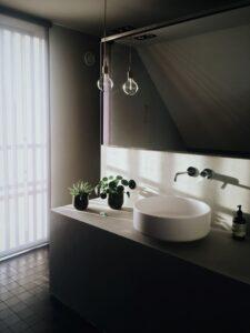 fürdőszoba mennyezeti lámpa