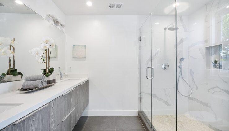 fürdőszobai világítás
